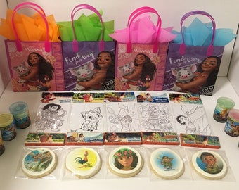 Moana package deal set of 12