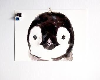 Close-up: pinguïn