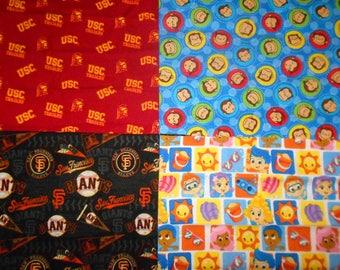 Usc fabric | Etsy : curious george quilt - Adamdwight.com