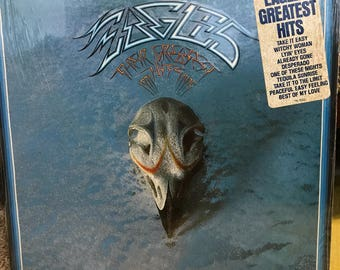 Eagles greatest hits record