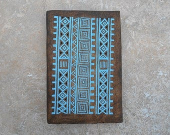 Notebook - travel journal - Africa - 1