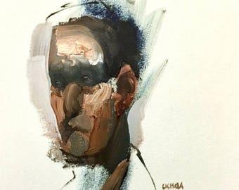 Portrait Study 2-4-18