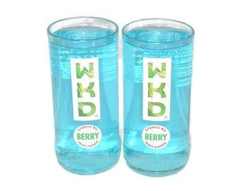WKD Tumblers- berry