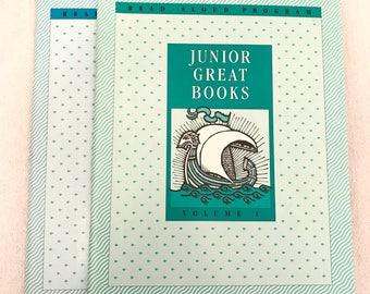 Read Aloud Program Junior Great Books Sailing Ship Series