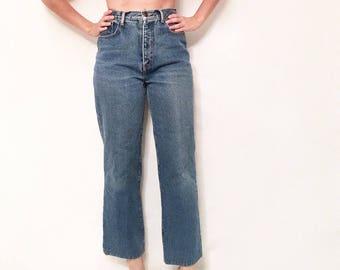 Vintage famous Reach jeans size 26