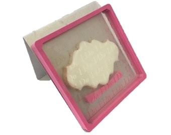 Stencil Genie Cookie Easel - Cookie Decorating - Cookie Stencil Frame