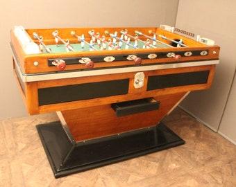 1950s Foosball Table