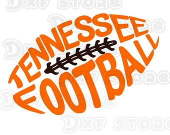 Tennessee,vols,Volunteers ,football,college team SVG,DXF,PNG for use with Silhouette Studio and Cricut Design Space