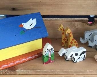 Mini Noah's Ark