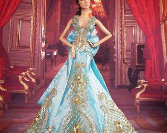 Elegant Royalty Dresses for Fashion Royalty / FR2 / Barbie / Silkstone