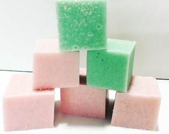 Sugar Scrub Cubes Organic