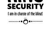 Ring Security bib