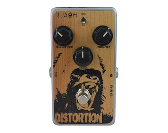 Ruach AD1 Gorilla Distortion Guitar Effects Pedal
