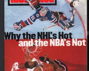 Vintage Magazine - Sports Illustrated : June 20 1994 - Pavel Bure