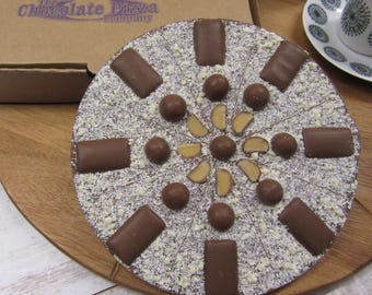 Full House Chocolate Pizza