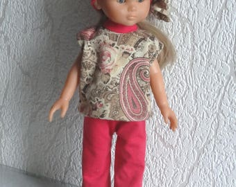 Compatible doll clothe Corolla Paola reina darling little darlings