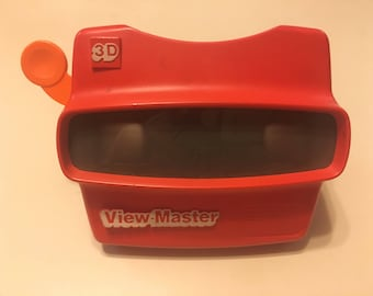 1980s 3D view master