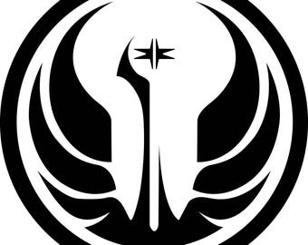 Star Wars Corellian Federation Sticker Vinyl Decal Star Wars - Car Window Wall Decor