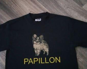 Papillon TShirt - Dog Breed TShirt - TShirt - Dog Lover -