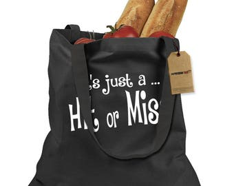 Just A Hit Or Miss Shopping Tote Bag