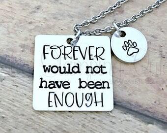 Pet Loss Gifts* Pet Loss Necklace* Pet Loss Jewelry* Loss Of Pet* Pet Memorial Jewelry* Pet Memorial Necklace* Pet Memorial* Dog Loss*