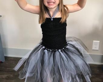 Halloween tutu dress