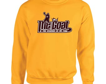 GOAT Lebron James Crew Sweatshirt