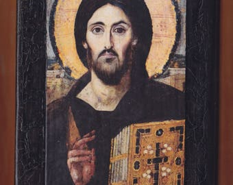 Christ Pantocrator.FREE SHIPPING