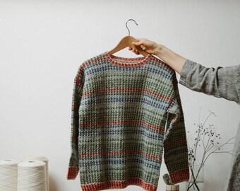 Biches & Bûches no. 3, kit de tricot, sweater