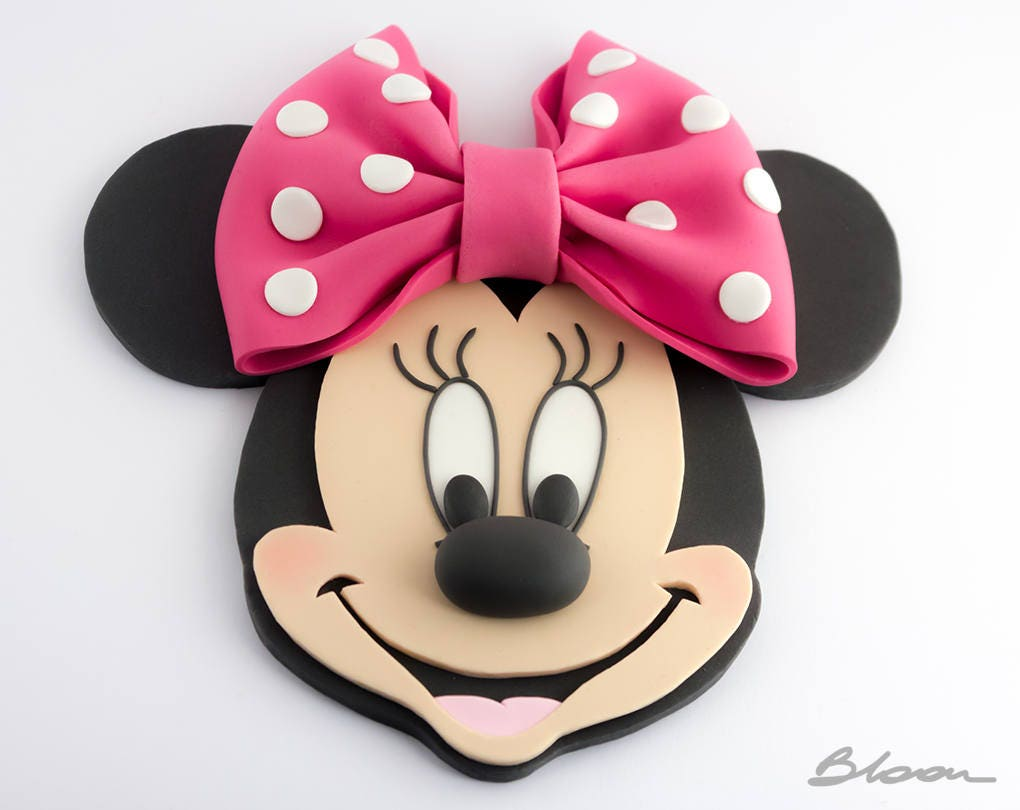 Minnie Mouse Cake Decorations Australia