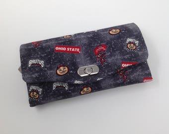 Ohio State Necessary Clutch Wallet