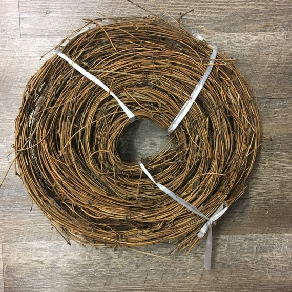 """15' Extra Thick .75"""" Grapevine Twig Garland"""