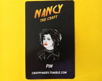 Nancy Witch Pin