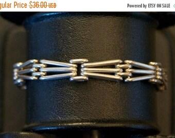 ON SALE Fine Silver Bracelet