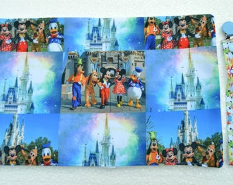 blanket and pacifier disneyland 35L / 23 H
