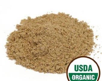Brown Flax Seed Powder, Organic 1 lb(Pound) Omega-3 & Antioxidants Linseed