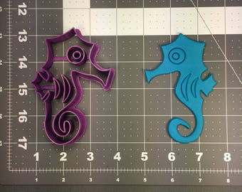 Seahorse 105 Cookie Cutter