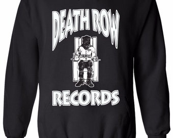 Death row hoodie Dr.Dre Tupac snoop Dogg gin and jucie