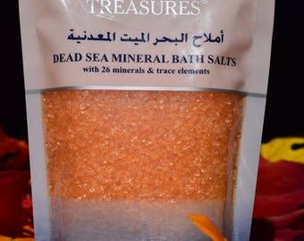 Scented Dead Sea Salts