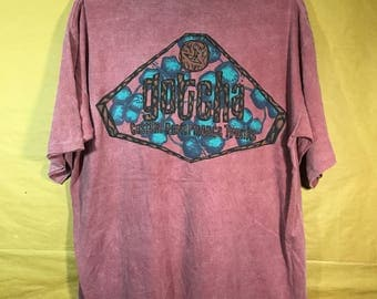 "90s Vintage GOTCHA Surfing T-shirt Oversized Chest 24.5"" Men'"
