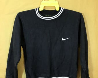 Vintage Nos With Tags Nike Sweatshirt Unisex Kids Large Size