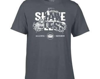 Shaveless T-shirt