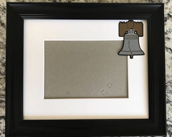 Liberty Bell Philadelphia, Pennsylvania Picture Frame