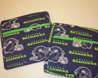 Seahawks potholder