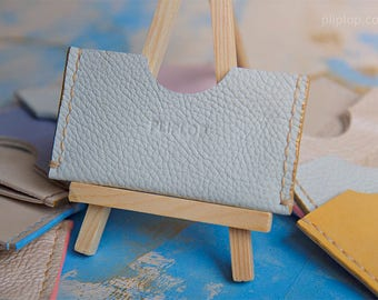 Leather colorful Cardholder