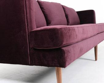 MId Century Danish Modern Sofa - Edward Wormley