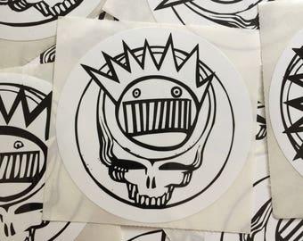 Ween Sticker-Steal Your Boognish