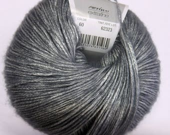 Wool Katia Air gray Lux