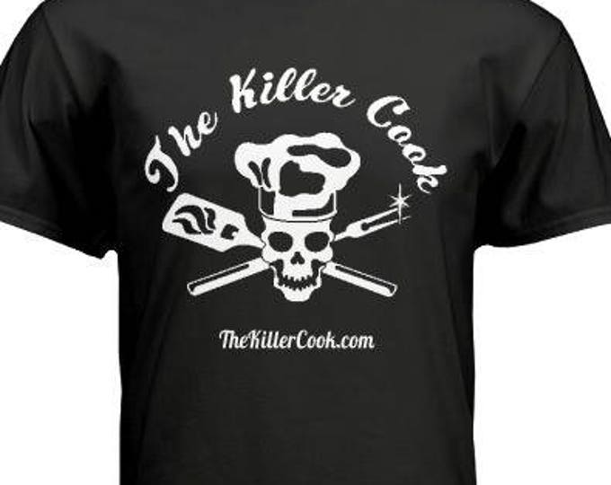 Featured listing image: The Killer Cook T- shirt