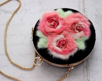 "Handbag ""Bouquet""."